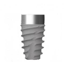 pilier droit transvissé Ø 6,5 épaulé à 5,5 mm