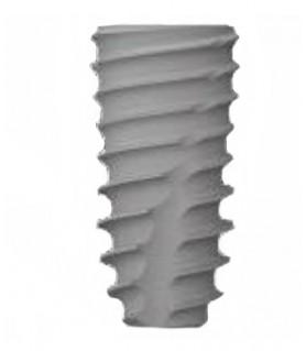 pilier droit transvissé Ø 6,5 épaulé à 4,5 mm